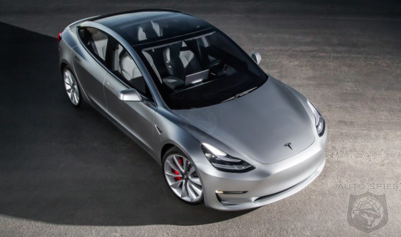 Is Tesla Taking A HUGE Risk With The All-New Model 3 Or Does Musk Know Something NO ONE Else Does?