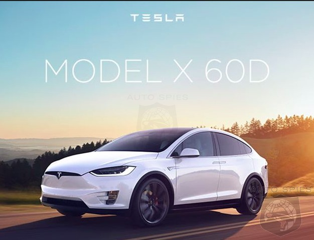 tesla gets aggressive with its model x and lowers its base price with the 60d autospies auto news. Black Bedroom Furniture Sets. Home Design Ideas