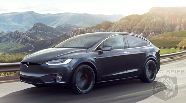GOOD News! If You Wanted A New Tesla Model X, It Just Got CHEAPER!
