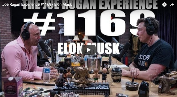 Is Tesla's Elon Musk LOSING IT, Or Was His Appearance On The Joe Rogan Experience One Of His SMARTEST Moves?