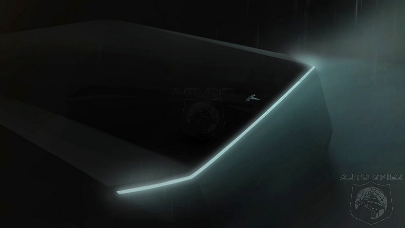 It's COMING! According To Tesla's Elon Musk, The Pick-up Truck Reveal Is Happening As Planned