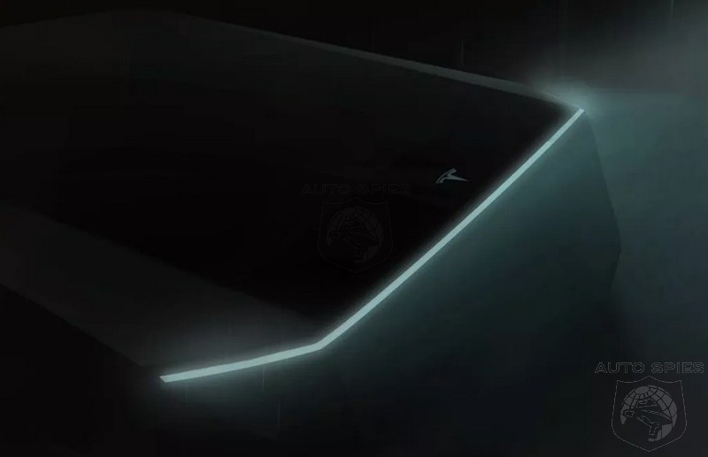 LAAutoShow WATCH The Reveal Of Tesla s EAGERLY Anticipated Cybertruck HERE