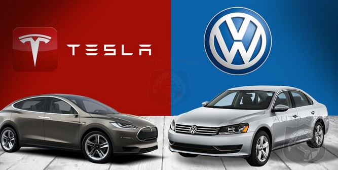Had TSLA Accepted VW's Offer To Help Take It Private, Would