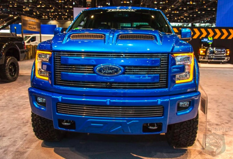 Cas15 Does It Even Make Sense To Modify The All New Ford F 150