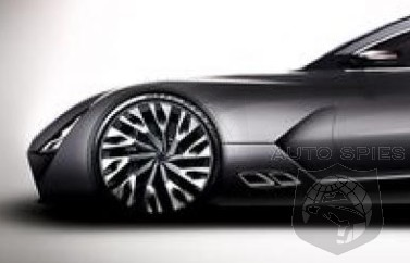 Tvr Is Back British Sports Car Manufacturer Teases A New Model To