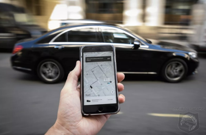 Are Uber Drivers BITING The Hand That Feeds Ahead Of Its IPO? Protest Slated For Wednesday...