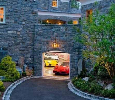 the ultimate garage what would you fill it with if you. Black Bedroom Furniture Sets. Home Design Ideas