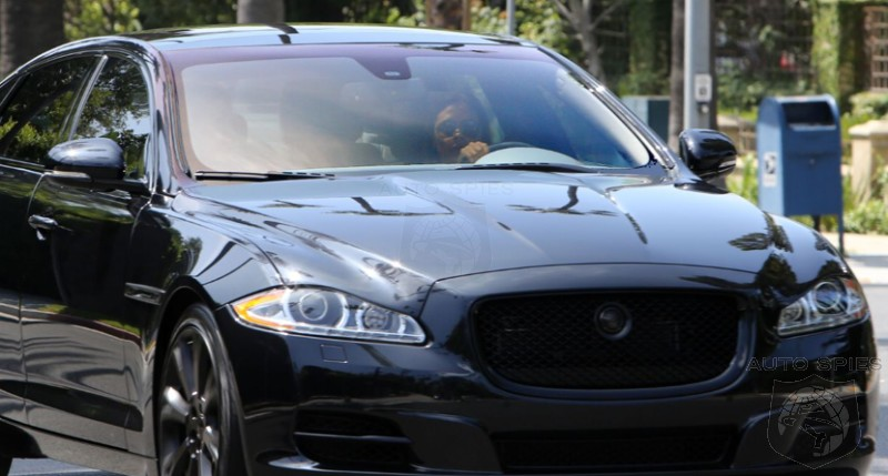 victoria beckham snapped cruising in her murdered out