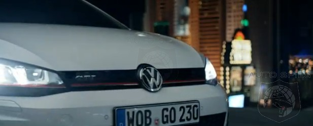 GENEVA MOTOR SHOW: The FIRST Promo For The VW Golf GTI Leaves Us Wanting To Do It