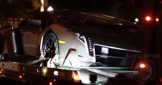 Video Meet One Of The Lamborghini Veneno Owners As He Takes