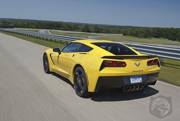 FACT: The 2014 Chevrolet Corvette Z51 Pack Will Have You Grinning Ear-To-Ear If You Have A NEED For SPEED