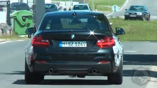 SPIED + VIDEO: The BMW M2 Is In Development — FIRST Video Of It Testing On Street AND Track