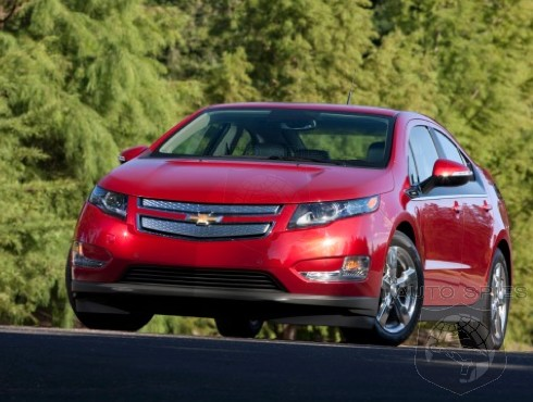 RUMOR: 2016 Chevrolet Volt Will Usher In An All-New Chassis — What Would YOU Tell GM To IMPROVE?