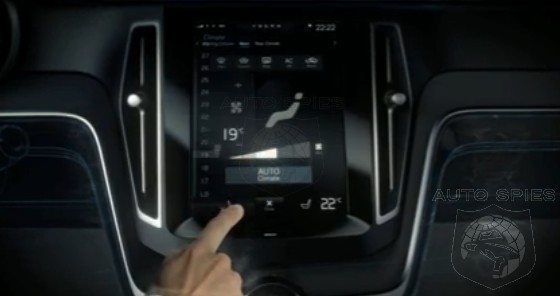 VIDEO: Volvo Unveils An All-New Interface — The OTHER Guys Are Surprised But We TOLD YOU Last Month!