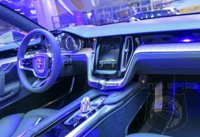 WORLD EXCLUSIVE: SPIES Tip Off Agents — We PREVIEW Next Volvo XC90 Interior And Release Date