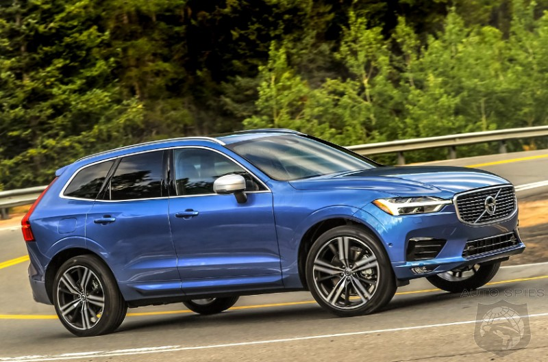 What's Going On At Volvo? Not Selling Enough XC90s, XC60s Or XC40s? Job Cuts On The Way...