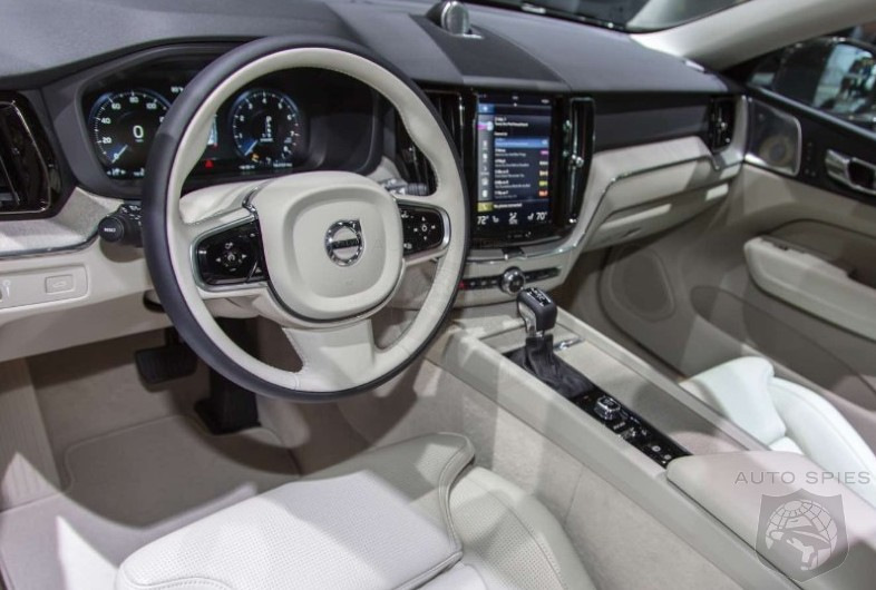 #NYIAS: If You Liked The Volvo XC90, You're Going To LOVE The All-New XC60 — FIRST Real-Life Pics HERE!