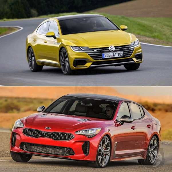 CAR WARS! Which Sub $40k Sedan Would YOU Rather Have? Kia