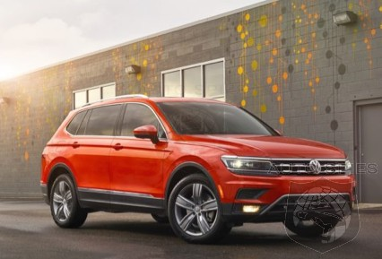 The Price Is RIGHT? 2018 Volkswagen Tiguan Pricing Starts At...
