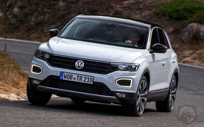 DRIVEN: VW's All-new T-Roc Looks Awesome But Does It Drive The Part? Find Out...Now!