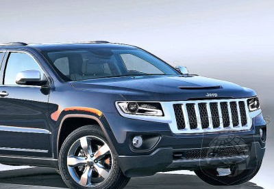 RENDERED SPECULATION: Jeep Preparing To Resurrect The Wagoneer?