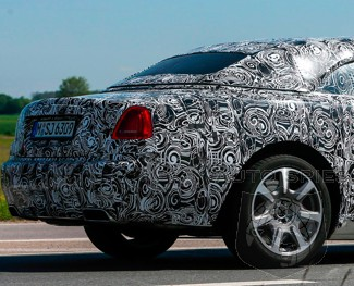 SPIED: Rolls-Royce To Follow Up Wraith With A Drop Top, FIRST Shots HERE!