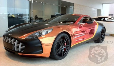aston martin one 77 black interior. awesome or awful a wrapped aston martin one77 one 77 black interior
