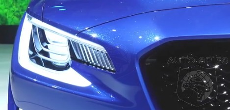 VIDEO: Do A Walkaround One Of The BEST Designed Cars At The 2013 NEW YORK AUTO SHOW, The Subaru WRX Concept