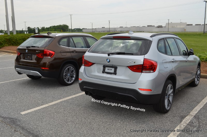 FIRST Photos Of The BMW X1 35i xLine and Sport Line On The Ground In The US - Are You Placing Your Order NOW?