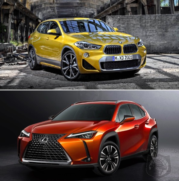 #GIMS: CAR WARS! WHICH SUV Would You Take And WHY? BMW X2 vs Lexus UX