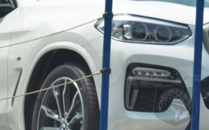 SPIED: The Next-gen BMW X4 M40d Gets FULLY EXPOSED WAY Ahead Of Its Primetime Debut