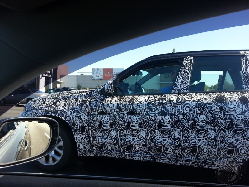 Hyundai Santa Fe 2019 Spy Shot >> SPIED: An Auto Spy Pro Catches The All-New BMW X5 In SoCal + TWO Bonuses - AutoSpies Auto News