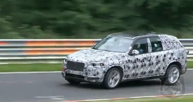 SPIED + VIDEO: BMW's Next-Gen X5 Caught On Camera Working The Green Hell, HARD!