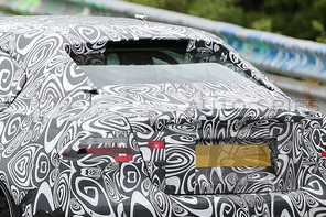 SPIED + VIDEO: Jaguar's All-New XE Sedan Starting To Come Into Fighting Form, Rocks The 'Ring With New Motor