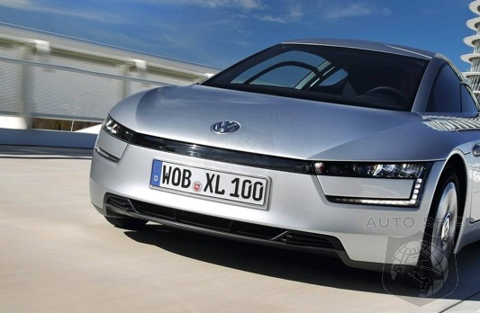 The Radical Volkswagen XL1's Tech To Appear In Real-World Cars