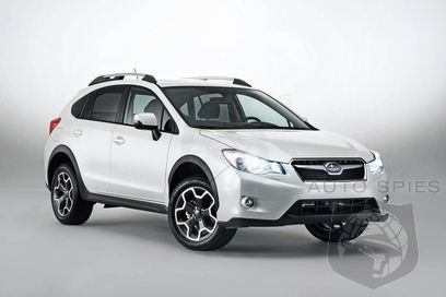 Does Subaru S New Xv Have A Shot Against The Bmw X1 And Audi Q3 Or Is Overly Optimistic