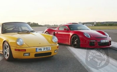 VIDEO: Take A Spin With RUF's Yellowbird And Its Latest, The CTR 3
