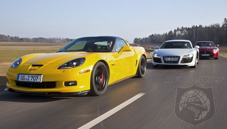 CAR WARS! Can A Chevrolet Corvettte Z06 Ultimate Package + Jaguar XKR-S Unseat The Audi R8 V10?