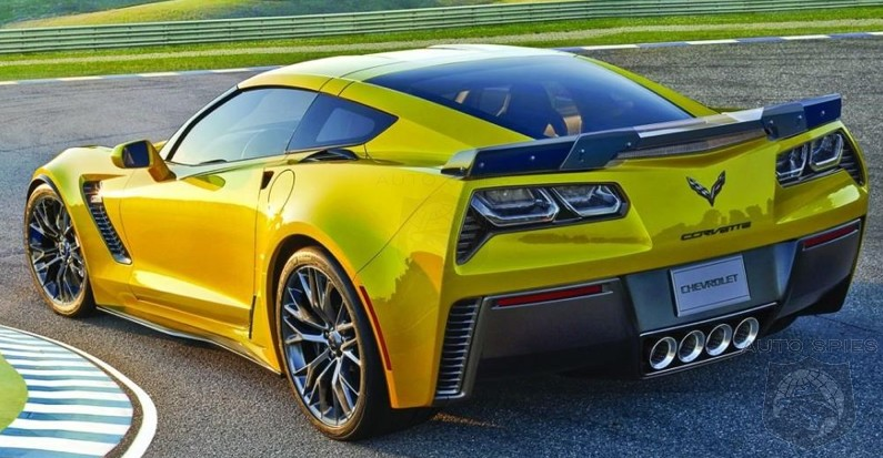 BREAKING The 2015 Chevrolet Corvette Z06 Just RUINED Everyone s Week OFFICIAL Pricing Announced
