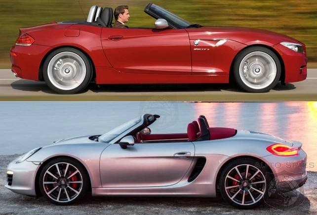 Car Wars Bmw Z4 Sdrive35is Vs 2013 Porsche Boxster S Autospies Auto News
