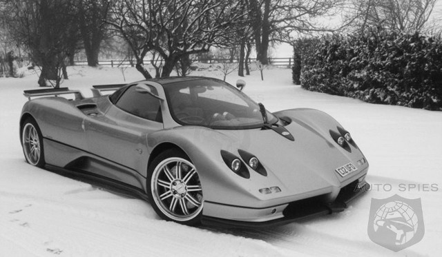 EVO's Harry Metcalfe Puts His Pagani Zonda Out To Pasture