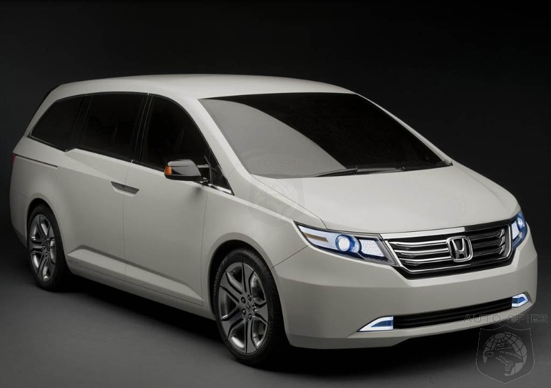 2017 Honda Odyssey Exterior Interior And News