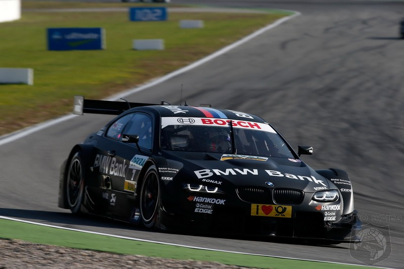 BMW Stuns DTM World, Wins 2012 Championship! Spengler Win at Hockenheim Earns BMW Championship Sweep!