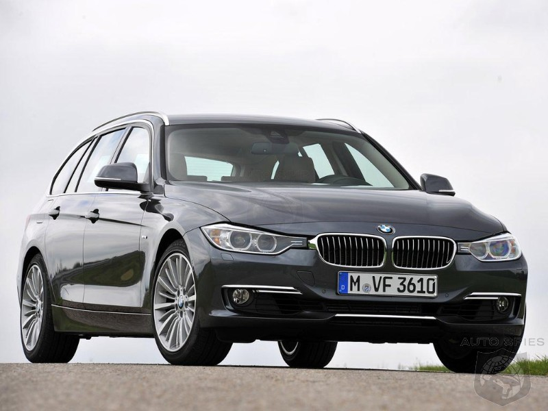 New BMW 3 Series Touring vs rivals