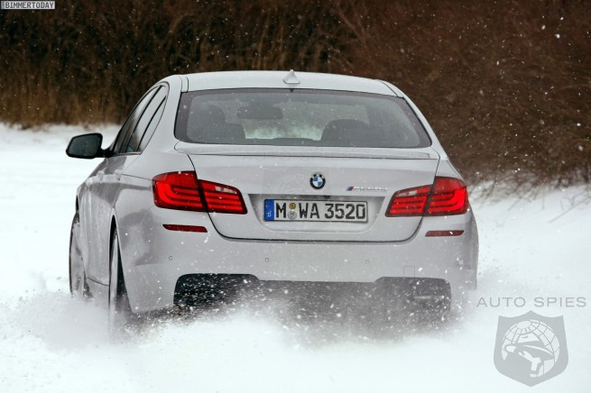 BMW M550d 3.0 Triturbo Diesel Could Jump to 420 hp With 5 Series Refresh
