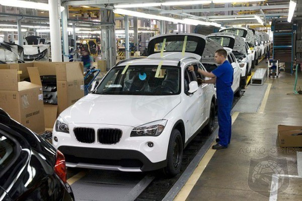 BMW to build plant in Brazil to capitalize on rising sales