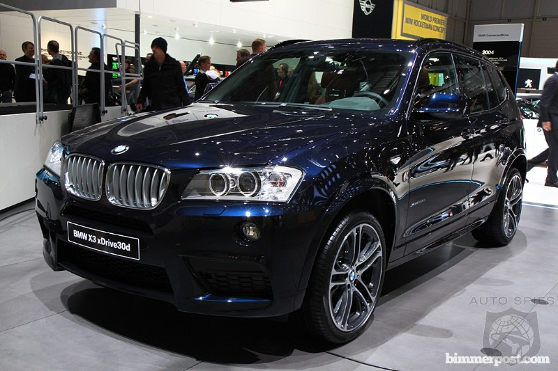 X Voted FourWheel Drive Car Of The Year By Auto Bild - 4 wheel drive bmw