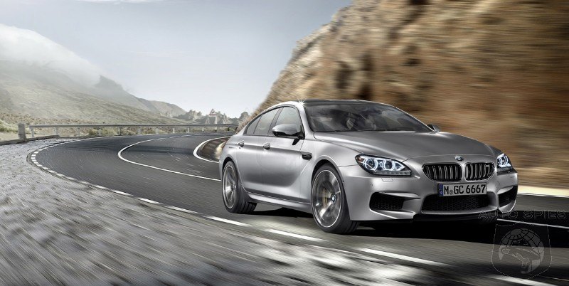BMW Wins Three Red Dot Design Awards - for M6 Gran Coupe, 1 Series, 3 Series