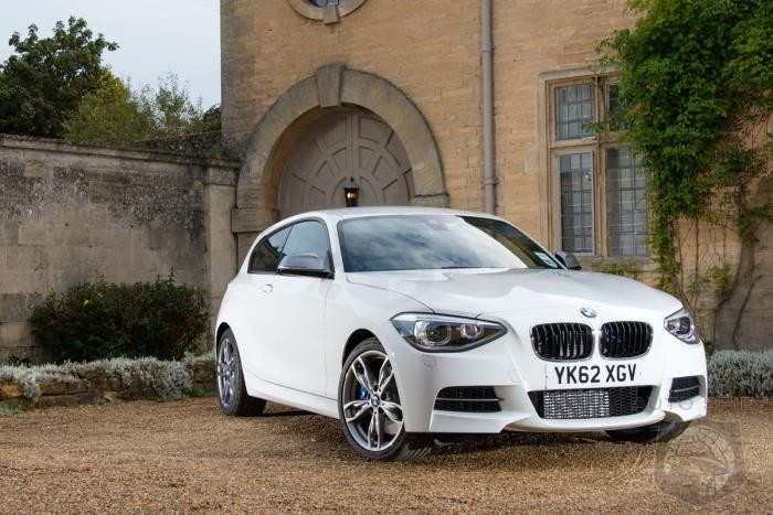BMW's Hot M135i Reviewed
