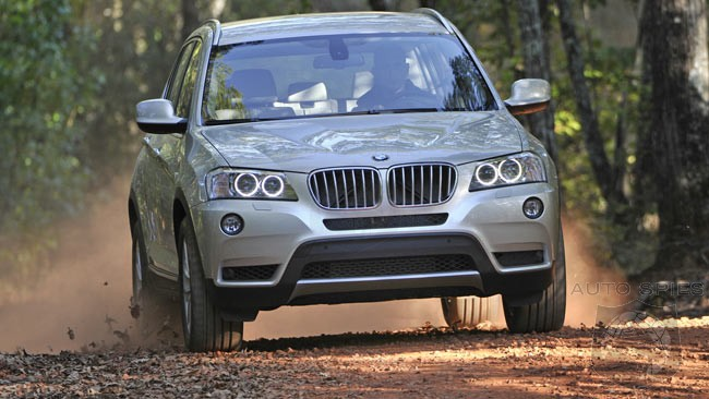 Car and Driver Comparo: 2013 BMW X3 xDrive28i Tops 2013 Audi Q5 2.0T and 2013 Range Rover Evoque
